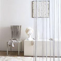 Hallway with room divider | Hallway furniture | Decorating ideas