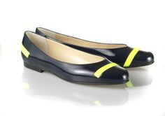 A perfect pair of flats for an urban cyclist