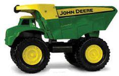 """21"""" Big Scoop John Deere Dump Truck"""