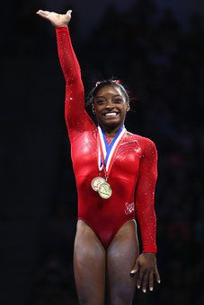 If you were impressed by Gabby Douglas, then you'll be amazed by 19-year-old Simone Biles, who is the first gymnast to take home four consecutive national titles in 42 years.