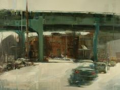 Underpass by Daniel Ochoa, my favorite artist
