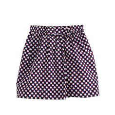 Gorgeous in person ...J.Crew - Girls' gathered bow skirt in dot