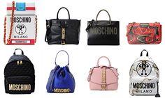 Moschino чанти попадат зима 2016 2017: Фото и Цени