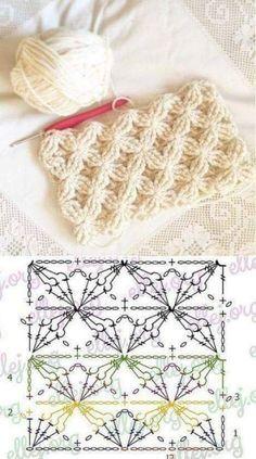 Watch This Video Beauteous Finished Make Crochet Look Like Knitting (the Waistcoat Stitch) Ideas. Amazing Make Crochet Look Like Knitting (the Waistcoat Stitch) Ideas. Crochet Chart, Crochet Stitches Patterns, Crochet Diagram, Crochet Motif, Diy Crochet, Crochet Designs, Knitting Patterns, Crochet Ideas, Purse Patterns