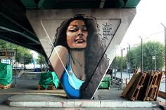 Leza One - Street Artist