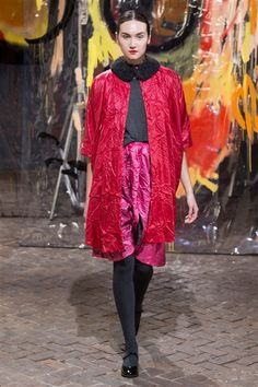 Daniela Gregis Fall/Winter 2015/2016