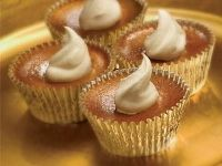 Mini Pumpkin Pies - Think I would skip the Karo syrup (might be a bit too sweet) but definitely sounds perfect!