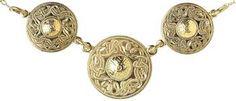 Triple Celtic Warrior Pendant Celtic Warriors, Bridal Jewelry, Pendant, Bridal Bridal Jewellery, Hang Tags, Pendants, Wedding Jewelry