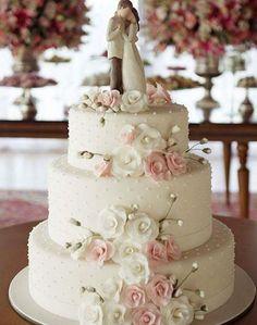 Imagens de Bolo de Casamento
