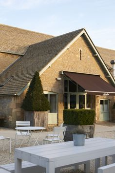 Our original farmshop, set on our organic farm in the Cotswolds