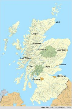 Walkhighlands: Scotland walks and accommodation - See the link for Accommodations, lots of Hostels