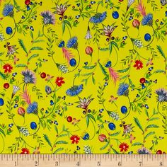 From the world famous Liberty Of London, this exquisite silk crepe de chine fabric is very lightweight, has a slight sheen and a beautiful drape and is semi-sheer. This gorgeous silk fabric is perfect for creating stylish shirts, chic blouses, fluttery dresses, ties, bow ties, pocket squares, and scarves. Colors include acid yellow, green, pink, red, cobalt, mauve, plum, grey, and white.