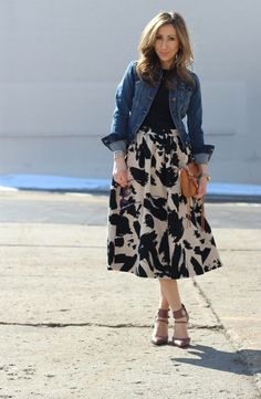 Lilly Style: Midi mode