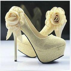 Women's Flower Dress Shoe