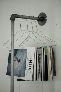 diy ideen magazinen aufbewahren
