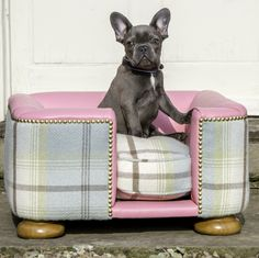 Chesterfield Dogs Dog Bed