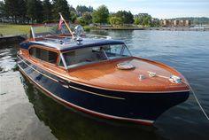 Beautiful Wooden Boat...Lisa