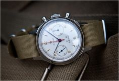 SEAGULL 1963 AIR FORCE WATCH