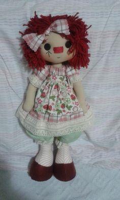 Boneca Raggedy- Anne