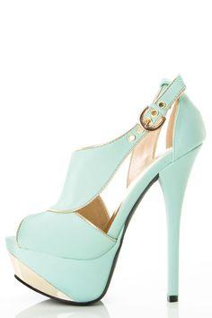 Gold Accent Trim Peep Toe High Heel Platform Women Pump Sandal Shoes#prom #promshoesflat #promshoesgold #promheelsgold