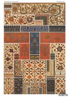 орнаменты всех времен и стилей - Поиск в Google Islamic Art Pattern, Pattern Art, Pattern Design, Print Design, Decoupage, Textures Patterns, Print Patterns, Zentangle, Illustration Inspiration