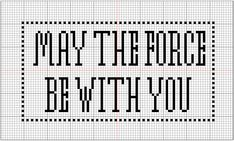 May the Fourth Be With You! Make A Star Wars Cross Stitch Sampler - Tuts+ Crafts & DIY Tutorial