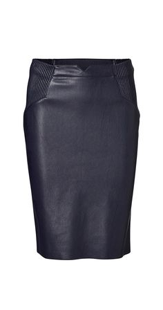 Valencia Skirt Daily Fashion, Fashion News, Silver Icing, Faux Leather Pencil Skirt, Muffin Top, Affordable Clothes, Fashion Company, Best Brand, Chic Outfits