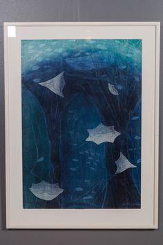 Outi Kirves, 1999, puupiirros, 96x67 cm, edition 3/20 - Huutokauppa Helander 05/2015 Finland, Art, Art Background, Kunst, Performing Arts, Art Education Resources, Artworks