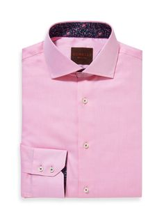Cotton Dress Shirt by GEMELLI at Gilt www.GemelliShop.com