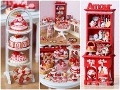 Paris Miniatures: New Valentine's Miniatures in our Etsy Store Now!