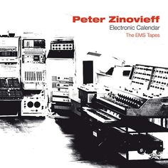 peter zinovieff - electronic calendar: the ems tapes (2cd)