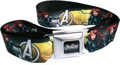 Black Widow Belt