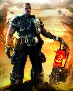 Gears Of War - Adam Fenix #GOW