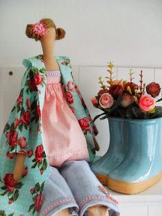 Orquídea de Feltro: Vai Chover...
