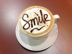 Time to Smile cafe.