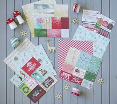La colección Gingerbread Village de Webster´s Pages es ideal para tus proyectos de Scrapbooking de estas navidades...  http://starsandrockets.es/packpapel-wp14pp25