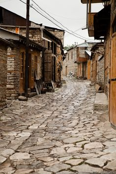 Lahij Village, Azerbaijan. alexcheban: Деревенька азербайджанских ремесленников