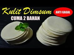 Flexible and Sturdy Textured Dim Sum Wrapper Easy Cooking, Cooking Recipes, Sambal Recipe, Deli Food, Indonesian Food, Indonesian Recipes, Asian Recipes, Ethnic Recipes, Pasta Maker