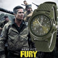 Cheap Quartz Watches, Buy Directly from China Men Nylon band Military watch Gemius Army watch High Quality Quartz Movement Men sports watch Casual wristwatches Military Style Watches, Army Watches, Sport Watches, Watches For Men, Silver Watches, Cheap Watches, Jewelry Watches, Military Army, Military Green