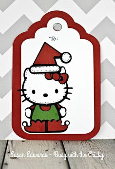 Hello Kitty Cricut Cartridge