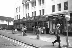 Camberley Classic, London Road, Camberley, Surrey : 1980 - watched many a movie here in my youth. Places In England, My Youth, Local History, Surrey, Homeland, Other People, Old Photos, Over The Years, Past