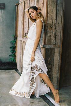 Mimi Elashiry by Melody Jasmine for Chasing Unicorns June 2017 Gipsy Fashion, Chasing Unicorns, Vintage Inspired Fashion, Rocker Chic, Slow Fashion, Dress Me Up, Boho Chic, Bohemian, Editorial Fashion
