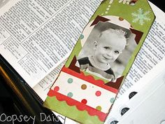 The Scrap Shoppe: Homemade Christmas Gifts - Oopsey Daisy