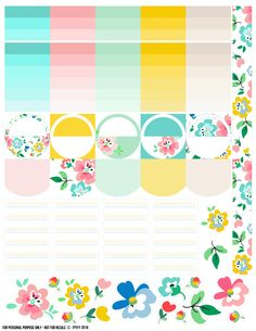 Free-Planner-Addict-Floral-fun-Collection-FPTFY-3.png (2550×3300)