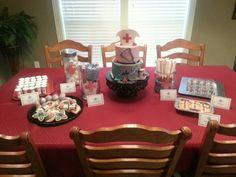 My nursing graduation party!