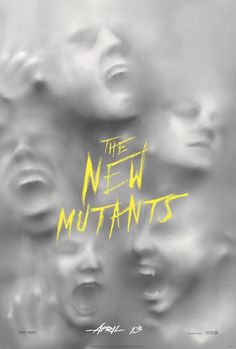 New Mutants Movie Poster, The Spinoff from the X-Men branches off into the horror genre, Check out the Full Trailer Breakdown - DigitalEntertainmentReview.com