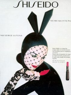 Shisedo by Serge Lutens, 1980s.
