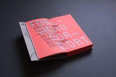 MúzeumCafé Books Volume 1 – Múzeum a tanulóház by Viktor Suszter, via Behance