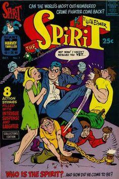 """""""I LOVE COMIC BOOKS!"""": Will Eisner's THE SPIRIT..."""