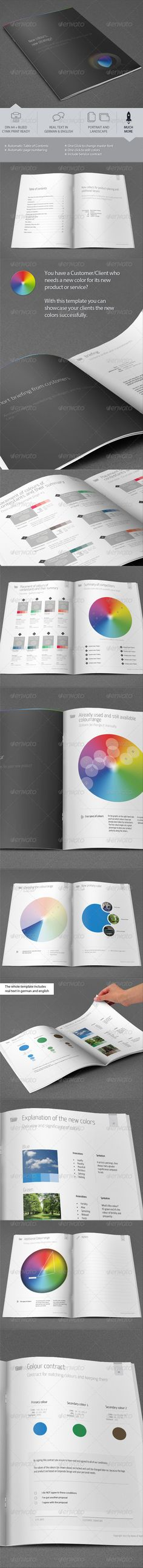 Color Finder Proposal for new Product and